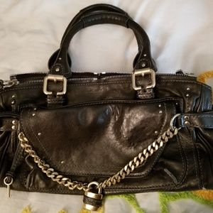 Authentic Chloe Paddington Capsule Bag